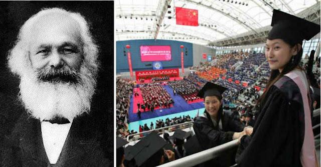 Universitários chineses estão fartos das aulas obrigatórias de marxismo