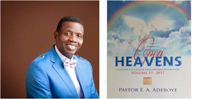 Influencing Cities ~ Pastor E.A Adeboye