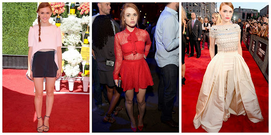 Style Crush - Holland Roden