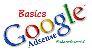 Basics of Adsense