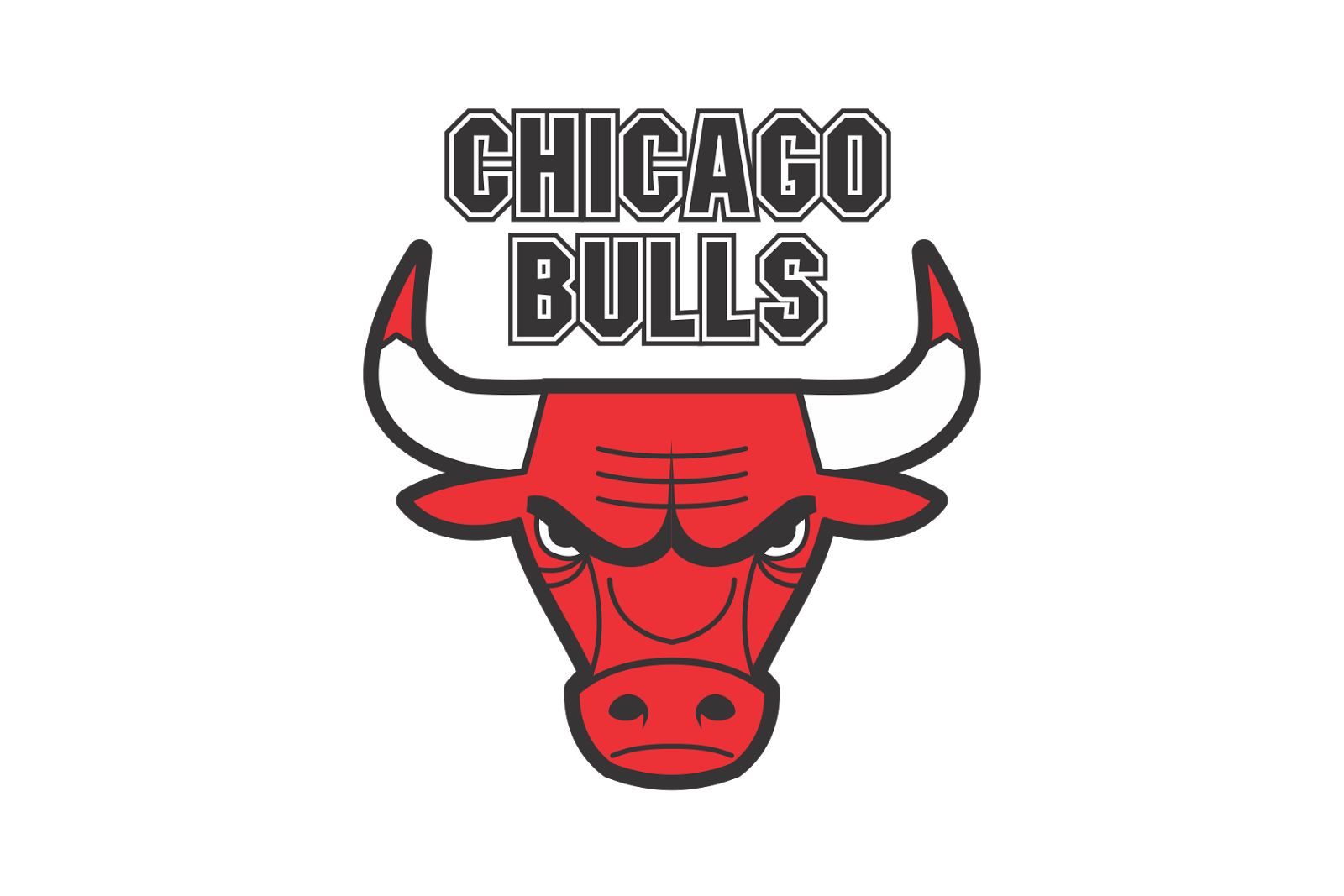 Michael Jordan Chicago Bulls Logo: Chicago Bulls Logo