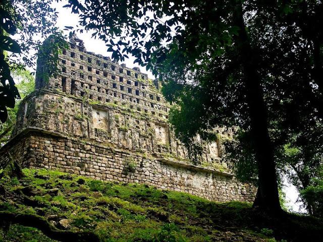 Yaxchilán, pasado Maya Chiapas