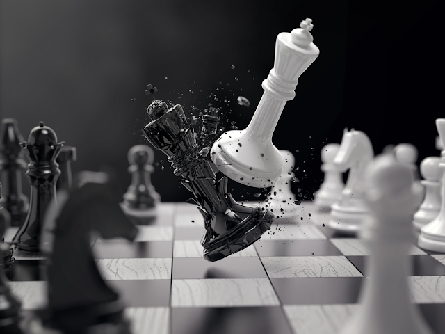 Learn good blogging tactics and strategies from the game of Chess
