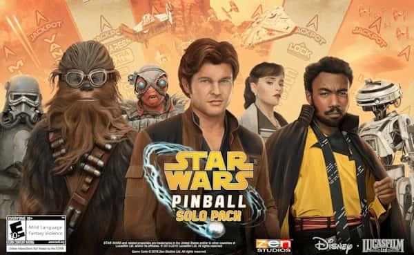 PINBALL FX3 STAR WARS PINBALL SOLO Téléchargement Gratuit
