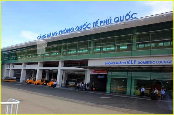Sân bay quốc tế Phú Quốc inside