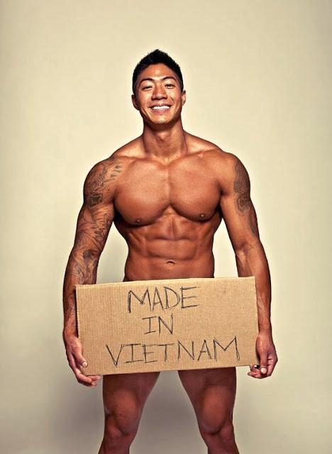 Hot Sexy Asian Men