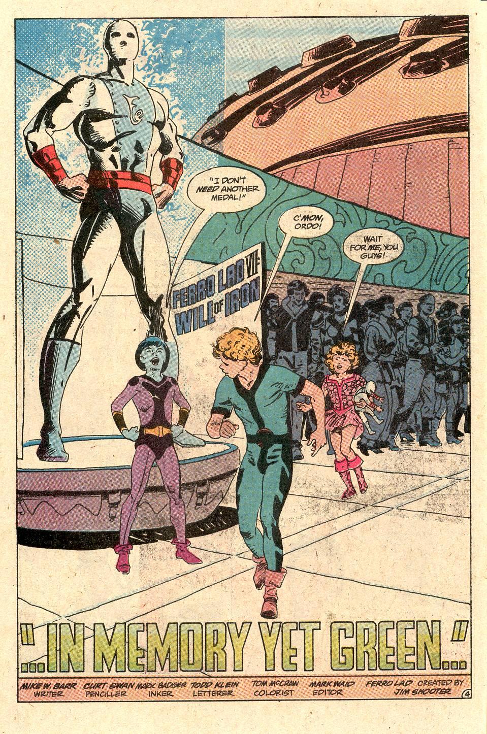 Read online Secret Origins (1986) comic -  Issue #47 - 5