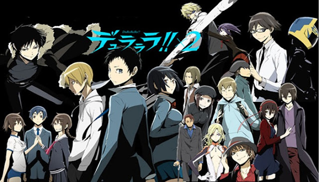 Download Durarara!!x2 Ketsu Subtitle Indonesia