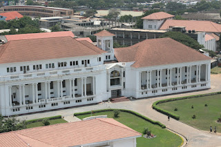 Accra, Les dix villes les plus propres d'Afrique