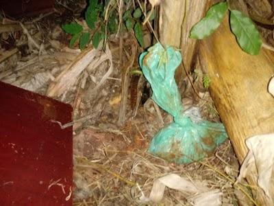 Em Nova Fátima: Traficante é preso na vila rato!