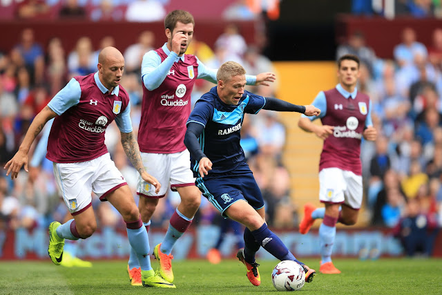 Aston Villa vs Middlesbrough