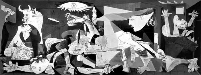 «Герника» Пикассо победила на Международном фестивале скульптур из песка 3