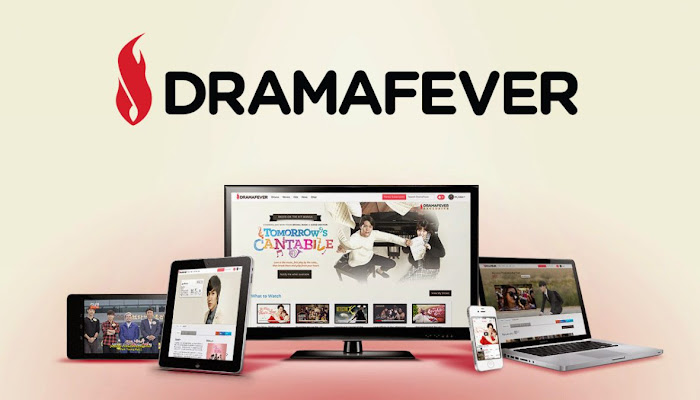 DramaFever cierra su Pagina Web