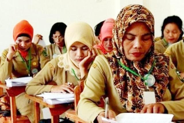 Usai Seleksi CPNS, Dibuka Lowongan 112 Ribu Guru.