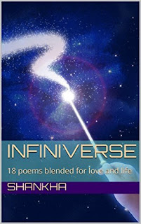 INFINIVERSE: 18 poems blended for love and life Kindle