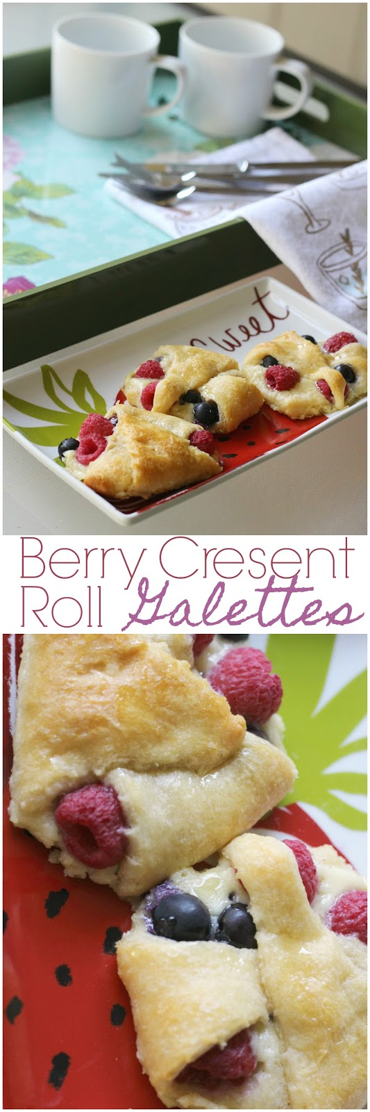 easy baking recipe, Easter brunch recipe, cresent roll recipe, fresh fruit