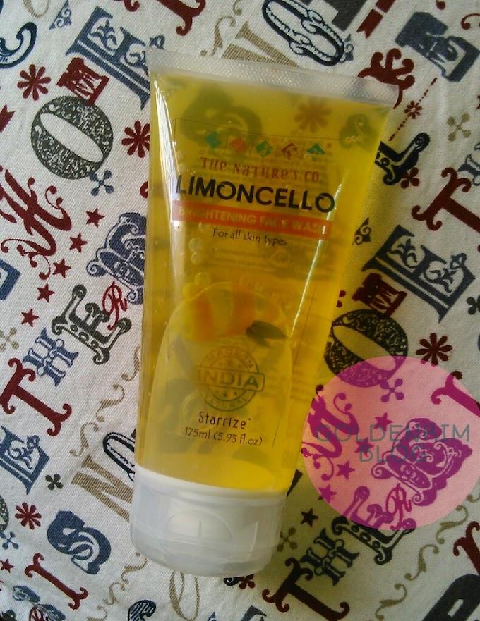 The Nature's Co Limoncello facewash