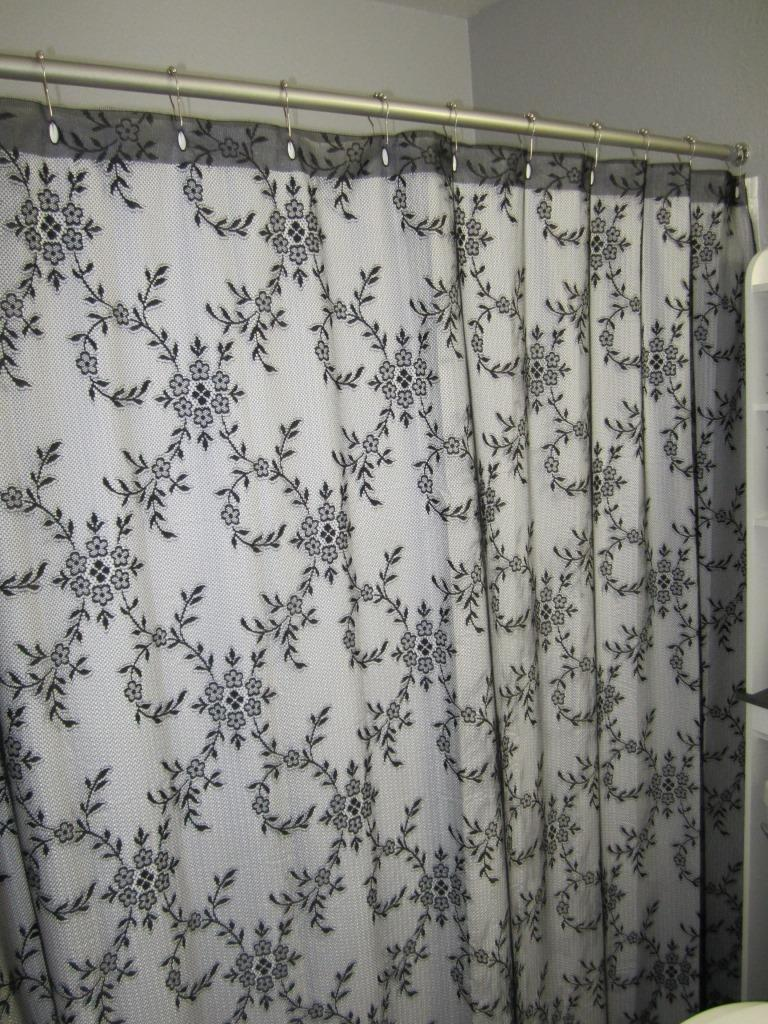 Black Lace Curtain Giy Goth It Yourself September 2018