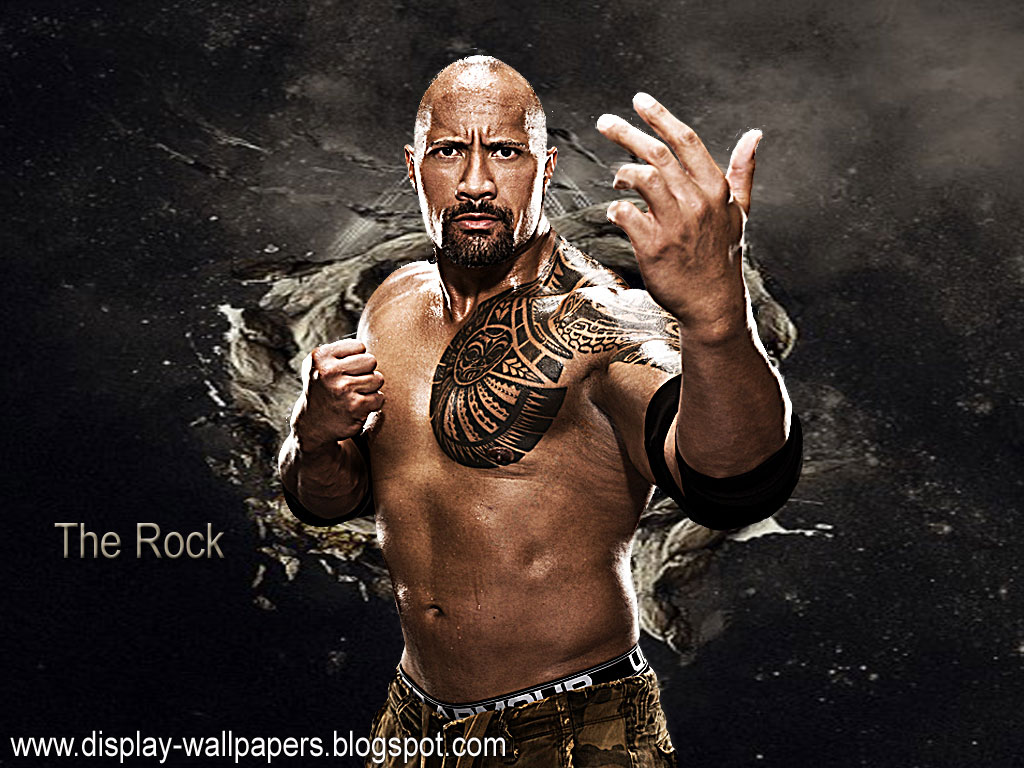 Images Of The Rock Wwe: Wwe The Rock New Wallpapers