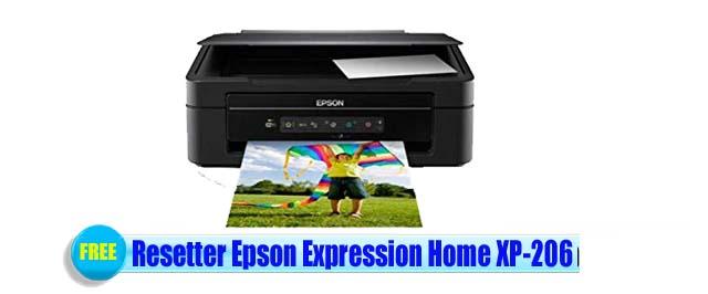Epson  XP-206 Adjustment Program