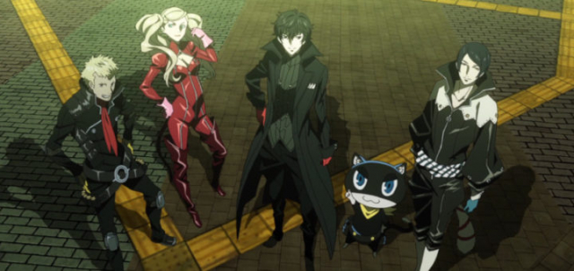 Hình ảnh Persona 5 the Animation: Special