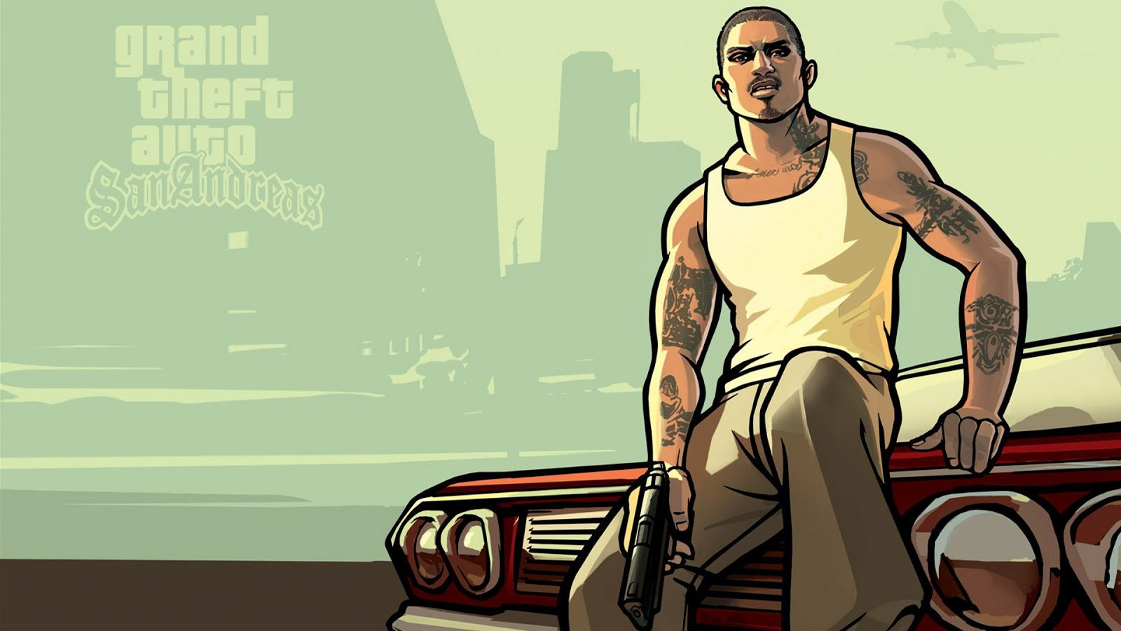 gta san andreas for android free download apk + data google drive