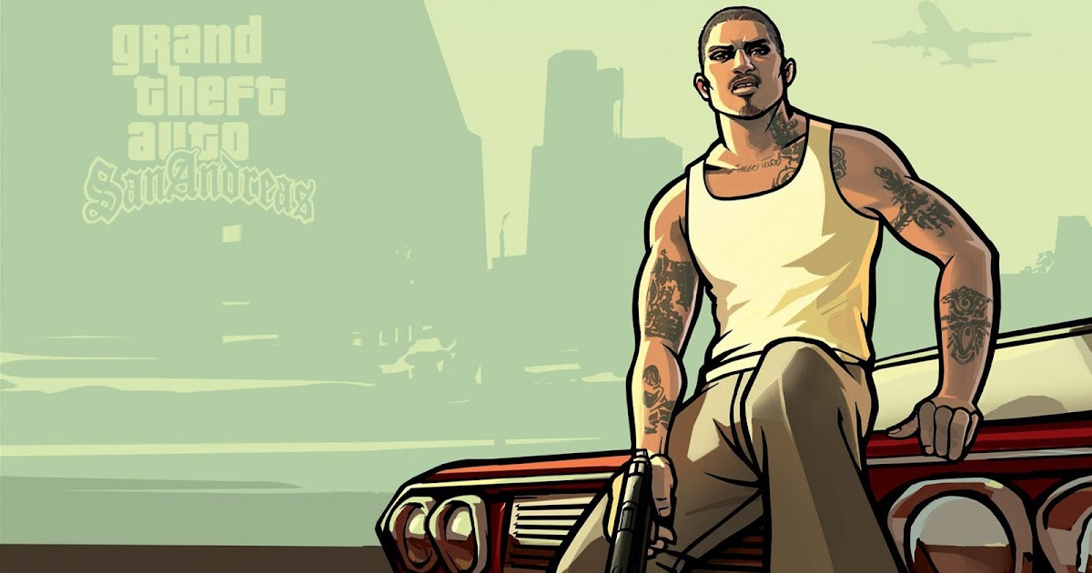 GTA San Andreas Apk and Data Highly Compressed 4MB - TrickyAdmin