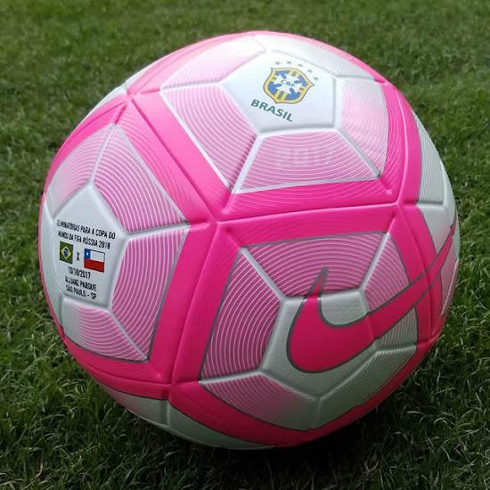 Brasil balón rosa