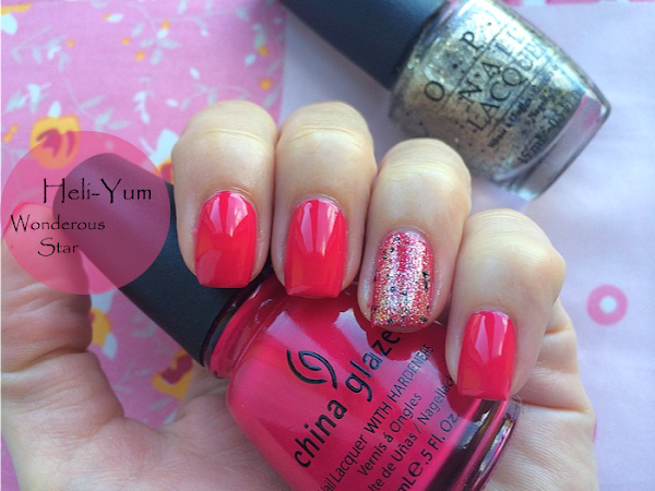 ♥ China Glaze - Heli-Yum ♥