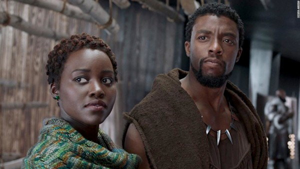 """""""Black Panther"""" remains Number 1 for 5 Straight Weeks"""
