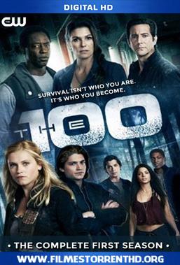 Baixar The 100 2ª Temporada – Bluray Rip 720p Torrent Dual (2015)