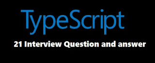 Typescript interview questions and answers for beginners