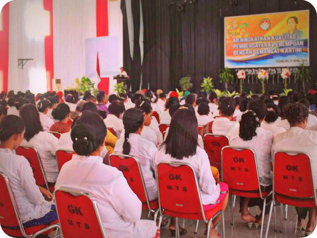 Dharma Wanita MTB Rayakan Hari Kartini ke-139