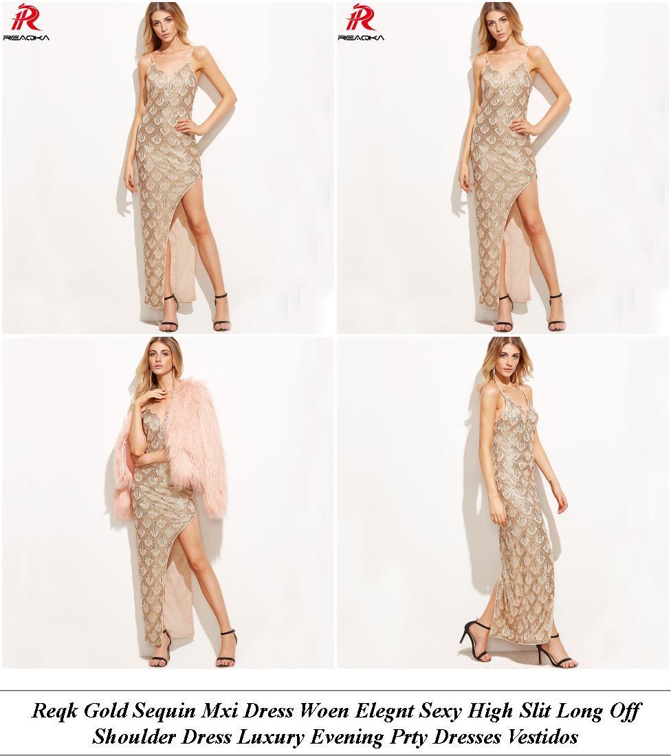 Maroon Day Dress - English Vintage Clothing - White Prom Dresses Short