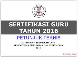 juknis sergur 2016 panduan pedoman