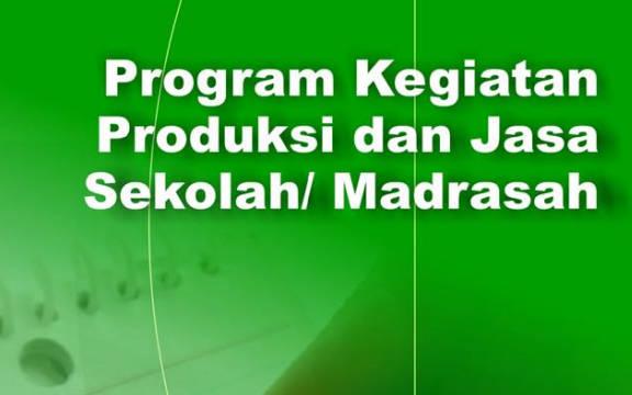 Modul Program Kegiatan Produksi dan Jasa PDF