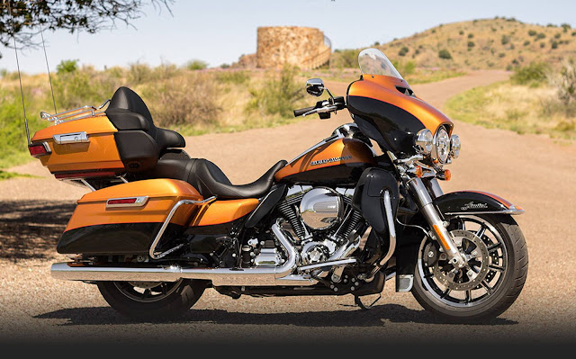 Harley-Davidson Electra Glide® Ultra Limited 2016 - recall