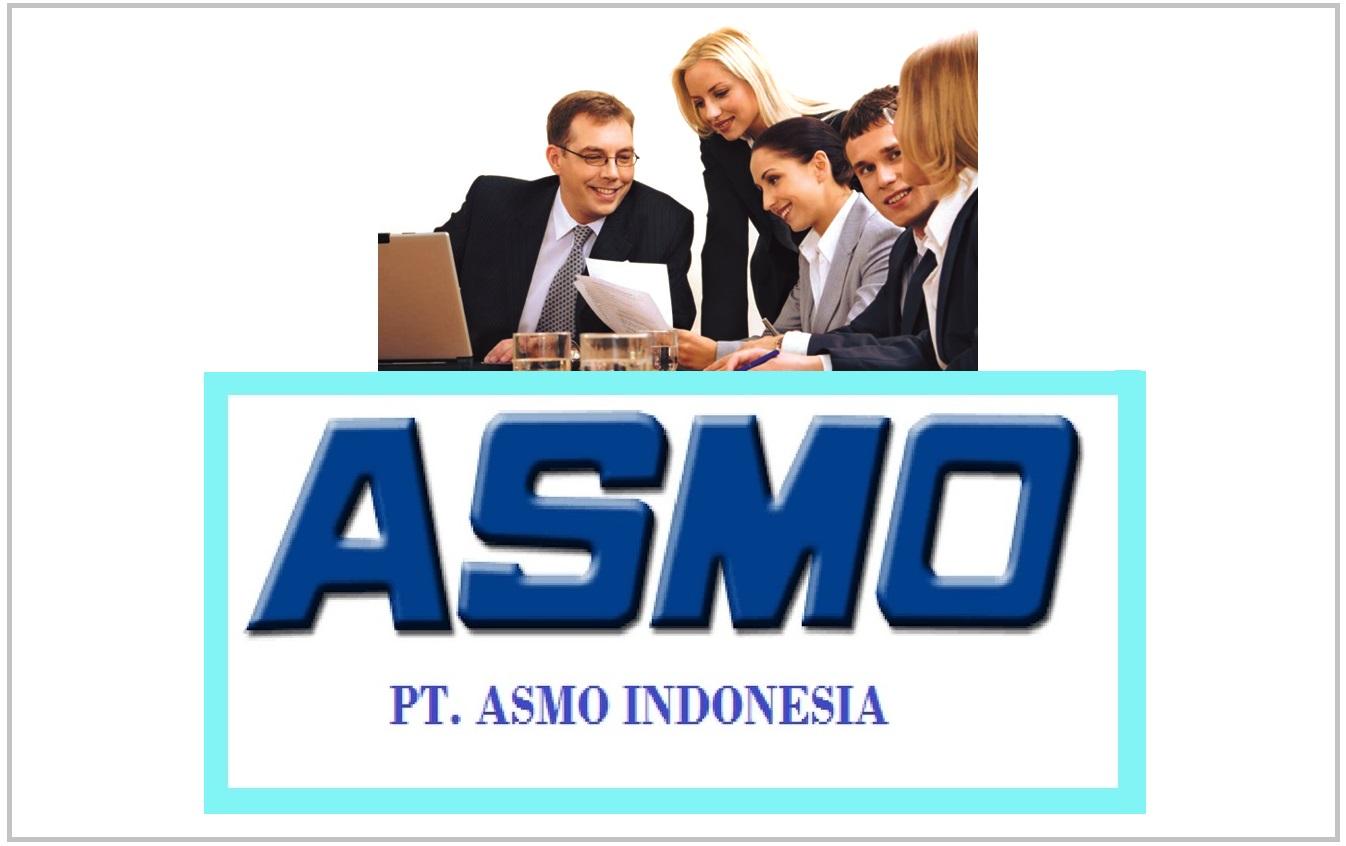 Lowongan Kerja PT Asmo Indonesia Posisi Operator Produksi 2018