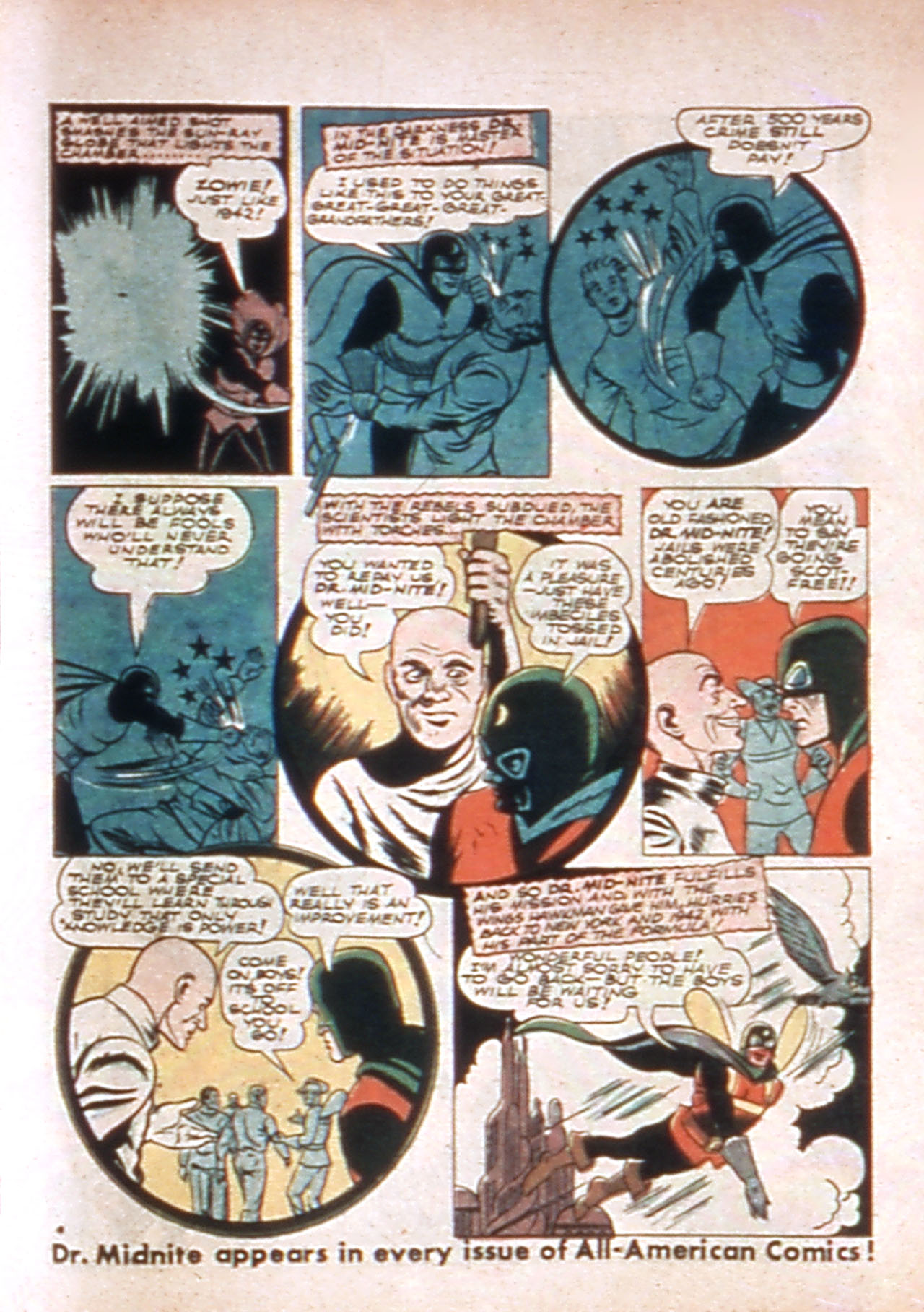 All-Star Comics (1940) issue 10 - Page 50