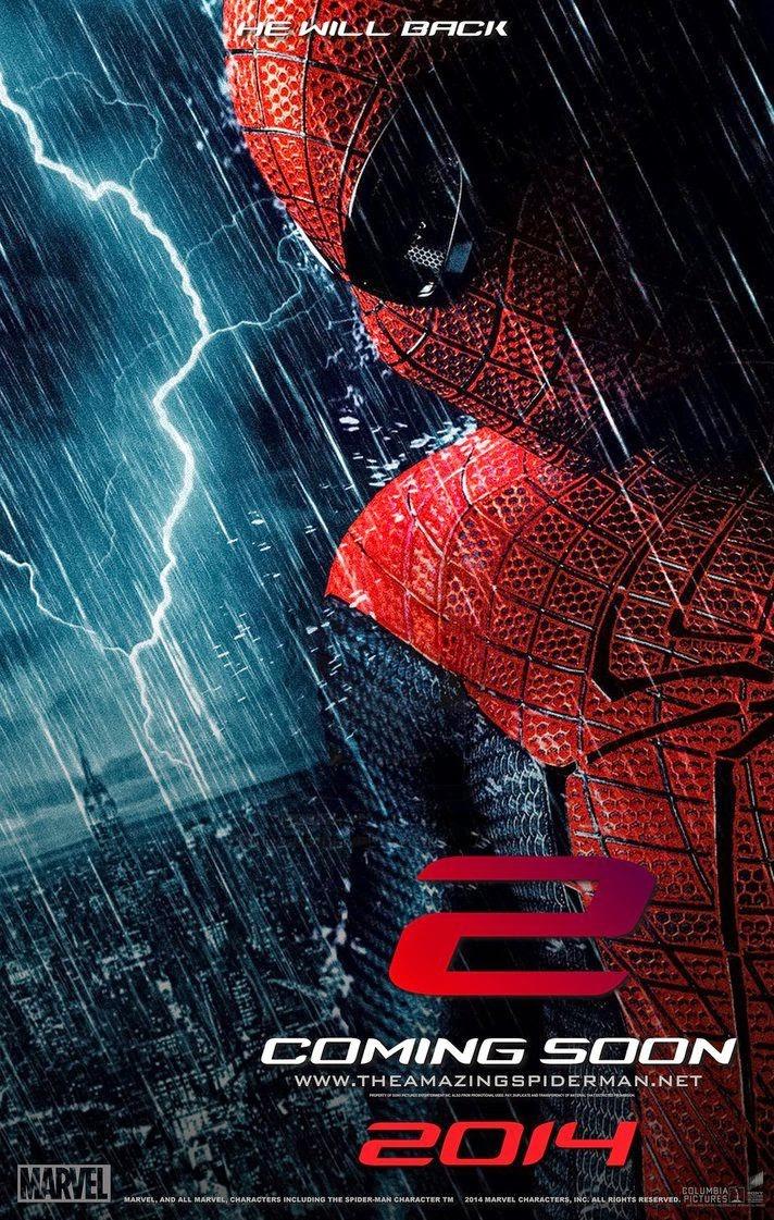 The Amazing Spider-Man 2 ดิ อะเมซิ่ง สไปเดอร์แมน ผงาดจอมอสุรกายสายฟ้า [HD][พากย์ไทย]