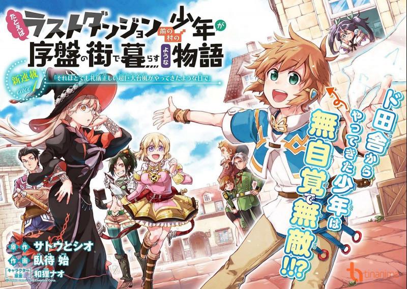 Hình ảnh Tatoeba Last Dungeon Mae no Mura no Shounen ga Joban no Machi de Kurasu Youna Monogatari