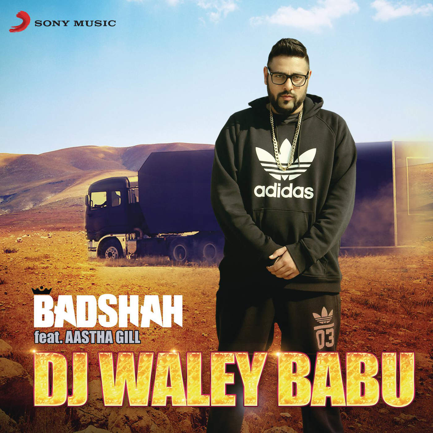 Badshah - Dj Waley Babu (feat. Aastha Gill) - Single