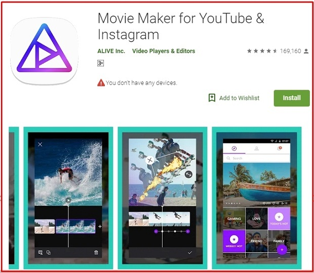 Aplikasi Edit Video Android Terbaik Menggunakan Movie Maker Filmmaker 2019