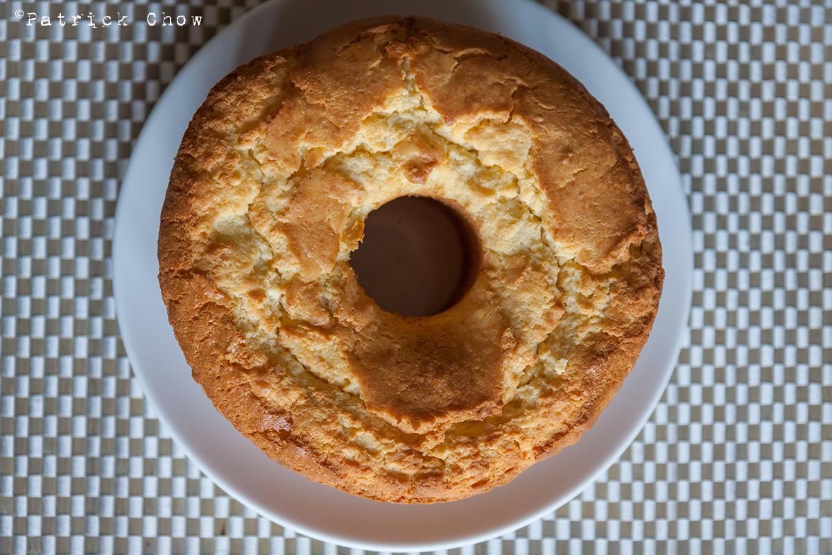 how to make chiffon cheesecake