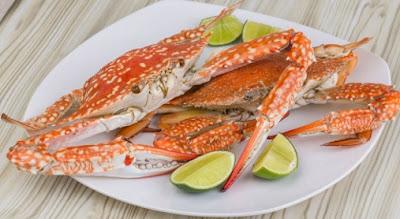 vitamina B12 y cangrejos
