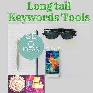 SEO: qué es long tail keywords tools?