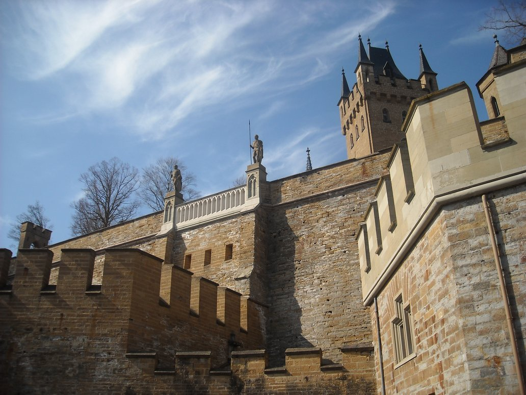 Pitsnipes Gripes: Hohenzollern Castle