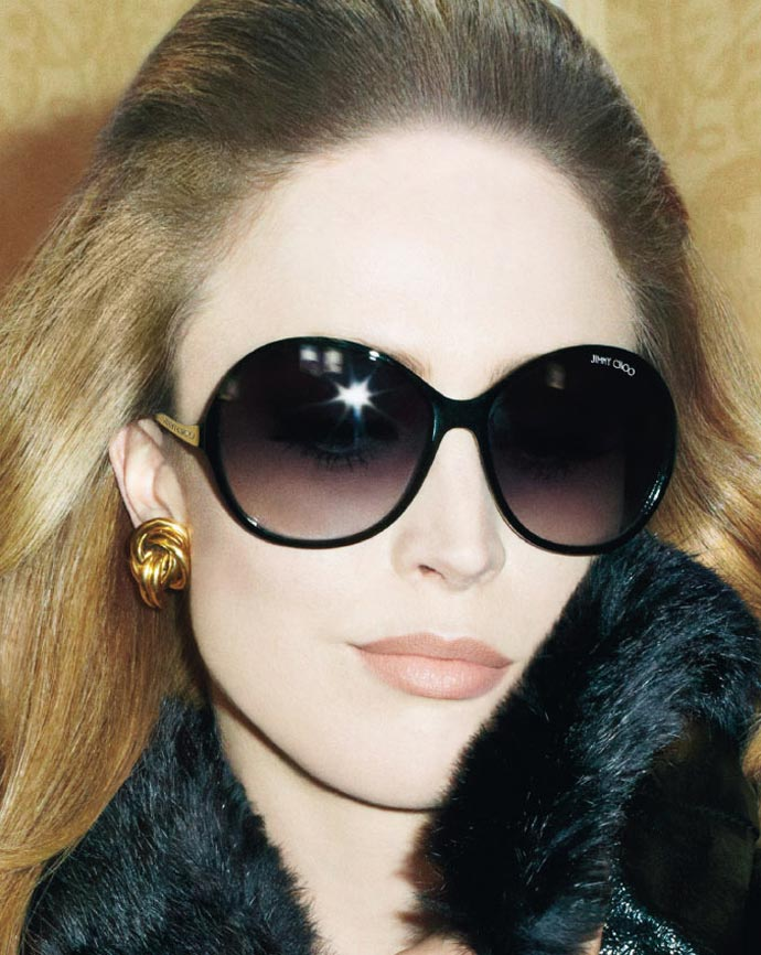 Jimmy Choo 2012 sunglasses: Belle