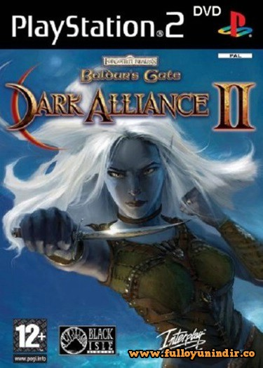 Baldur's Gate Dark Alliance II PS2
