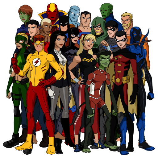 The Bernel Zone: 'Young Justice' Season 3 Should Be ... Young Justice Season 3 Characters List